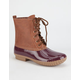 ADRIANA Dylan Womens Duck Boots