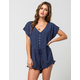 OTHERS FOLLOW Just A Dream Womens Romper
