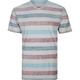 RETROFIT Pushed Stripe Mens T-Shirt