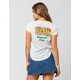 CORNER SHOP Grand Canyon Womens Ringer Tee