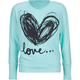 FULL TILT Love Girls Sweatshirt