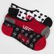 VANS 3 Pack Canoodle Womens Socks