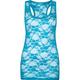 BOZZOLO Allover Lace Womens Tank