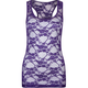 BOZZOLO Allover Lace Womens Tank