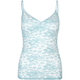 BOZZOLO Allover Lace Womens Cami