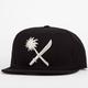 US VERSUS THEM Crosscut Herringbone Mens Snapback Hat