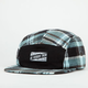US VERSUS THEM Beaumont Camper Mens 5 Panel Hat