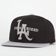 VANS Vulcanized Mens Snapback Hat