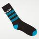NEFF Street Socks Mens Crew Socks