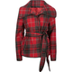 BB DAKOTA Ginet Womens Belted Jacket