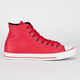 CONVERSE Chuck Taylor Leather All Star Hi Mens Shoes