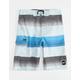 O'NEILL Santa Cruz Stripe Little Boys Boardshorts