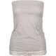 POET Allover Lace Womens Tube Top