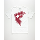 FAMOUS STARS & STRAPS New BOH Mens T-Shirt