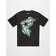 FAMOUS STARS & STRAPS Mula BOH Mens T-Shirt