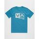 RVCA Cut Out Box Boys T-Shirt