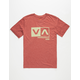 RVCA Cut Out Box Boys T-Shirt