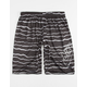 NIKE SB Printed Boys Mesh Shorts