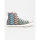 CONVERSE x MISSONI Chuck Taylor All Star Hi Womens Shoes