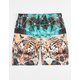 NEFF Battlekat Boys Hot Tub Volley Shorts