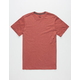 VOLCOM Solid Heather Mens T-Shirt