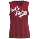 H.I.P. Hello Friday Girls Muscle Tank