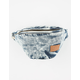 EXTREME 80S Acid Wash Denim Fanny Pack