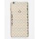 ANKIT Gold Chevron iPhone 6 Plus Case