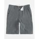 RVCA Benefits Boys Hybrid Shorts