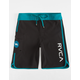 RVCA Eastern Boys Boardshorts