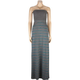 HURLEY Featherweights Mesh Convertible Maxi Dress
