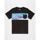 NEFF Last Sunset Boys Pocket Tee
