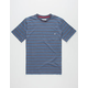 ALTAMONT Flakey Mens Pocket Tee