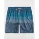 VALOR Toward Mens Elastic Waist Shorts