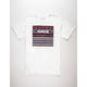 HURLEY Boarderliner Mens T-Shirt