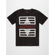 ASPHALT YACHT CLUB Split Lockup Mens T-Shirt