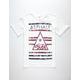 AYC Cali Bear Delta Lockup Mens T-Shirt