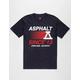 ASPHALT YACHT CLUB Asphalt Blur Mens T-Shirt