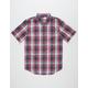 LRG RC Plaid 2 Mens Shirt
