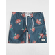 RHYTHM Bottle Brush Mens Boardshorts
