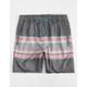 VALOR Kakabra Aztec Mens Elastic Waist Shorts