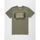 HIPPYTREE Current Mens T-Shirt