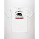 O'NEILL CA Surf Flag Mens T-Shirt