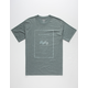 BILLABONG Reversed Mens T-Shirt