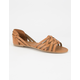 SUGAR Crafted Womens Sandals