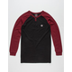 INDEPENDENT Crush Mens Henley