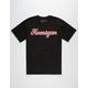 HOONIGAN Script Mens T-Shirt