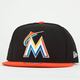NEW ERA Miami Marlins Snapback Hat