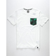 ADIDAS Poison Ivy Mens Pocket Tee