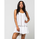 BOHO ME Crochet Piece Coverup Dress